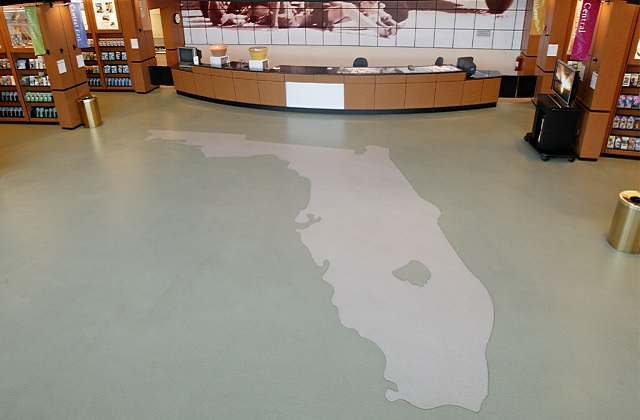 Stonres Rtz In Florida Welcome Center Public Facility Stonclad Gs Flooring  ...