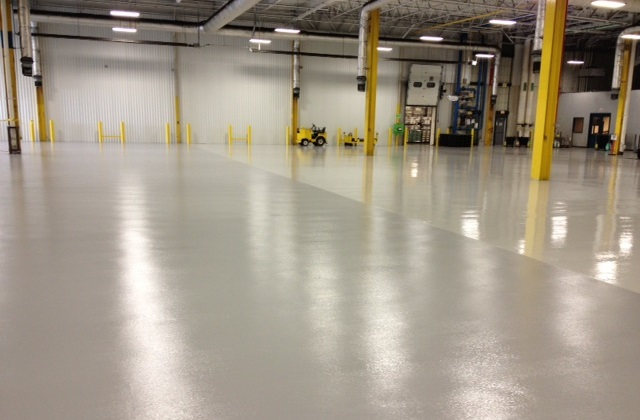 stonclad gs in warehouse facility