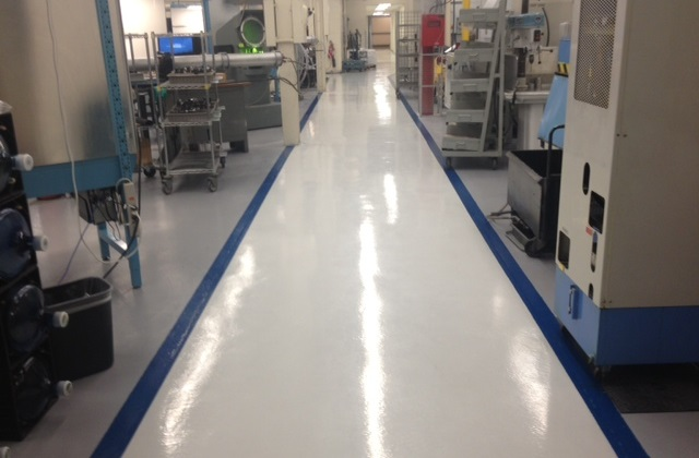 Commercial Amp Industrial Flooring For Water Treatment